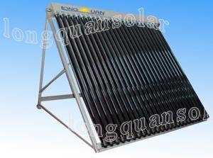 Single Plug Non-pressure Solar Collector (Vertical Type)