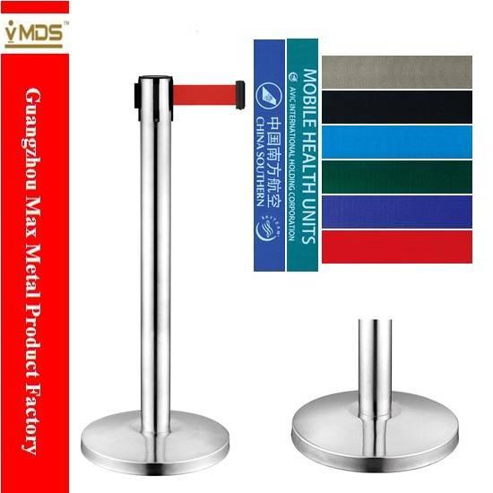 LG-A1 Stainless Steel Belt Queue Barrier