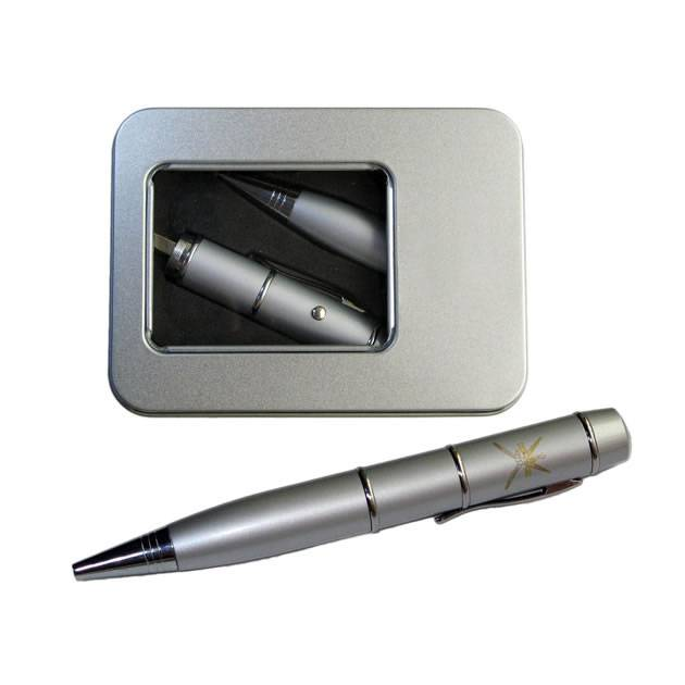 USB Pen Drive with Laser Pointer 512MB~64GB