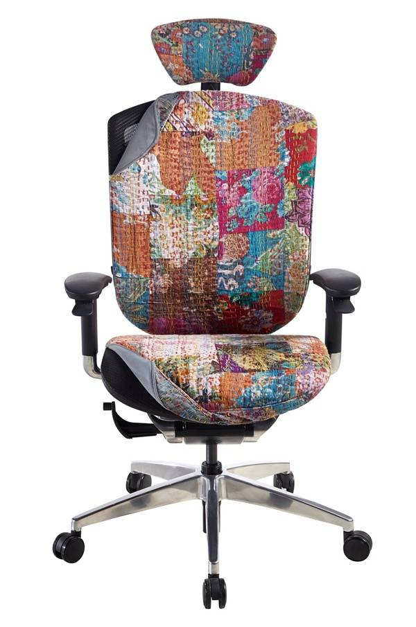Ergonomic Chair with Removable Fabric