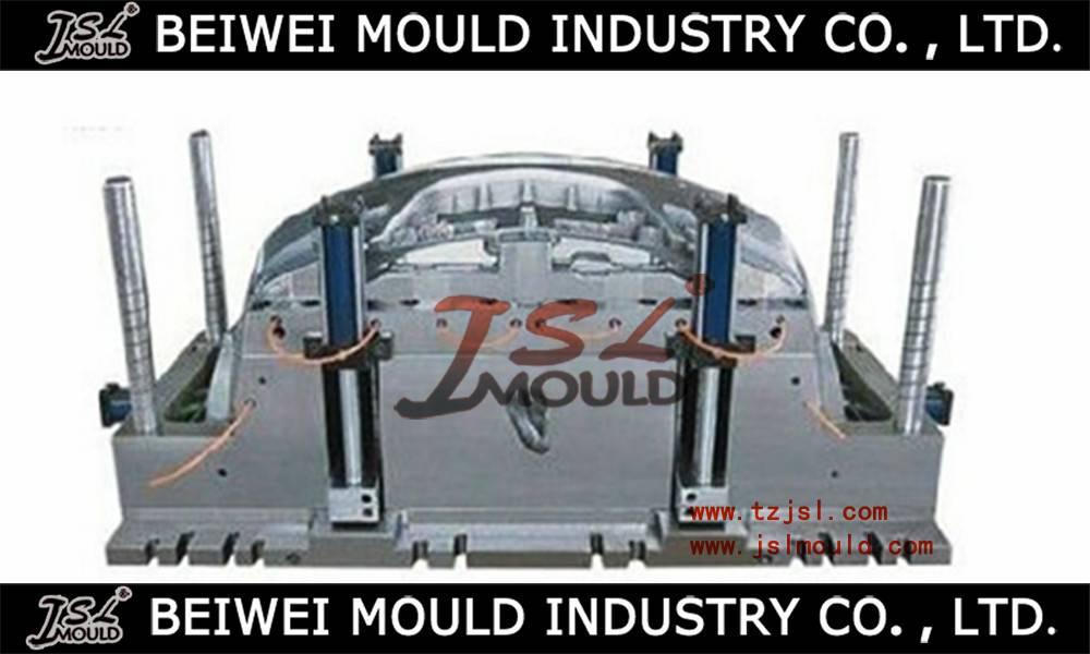 OEM Custom auto bumper injection mould