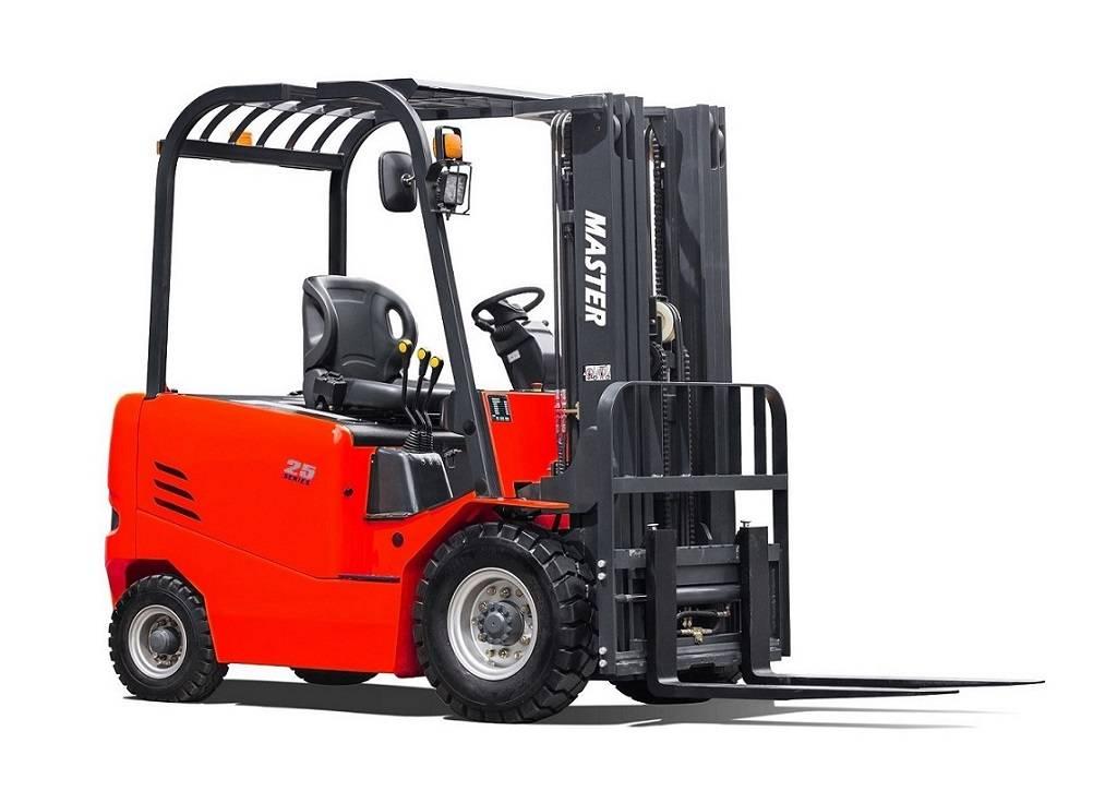Master Forklift - 1.0-5.0 ton Electric Battery Forklift
