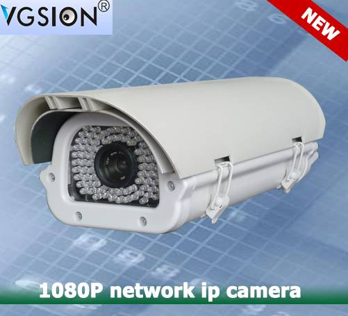 Network 1080PLicense plate capture Camera