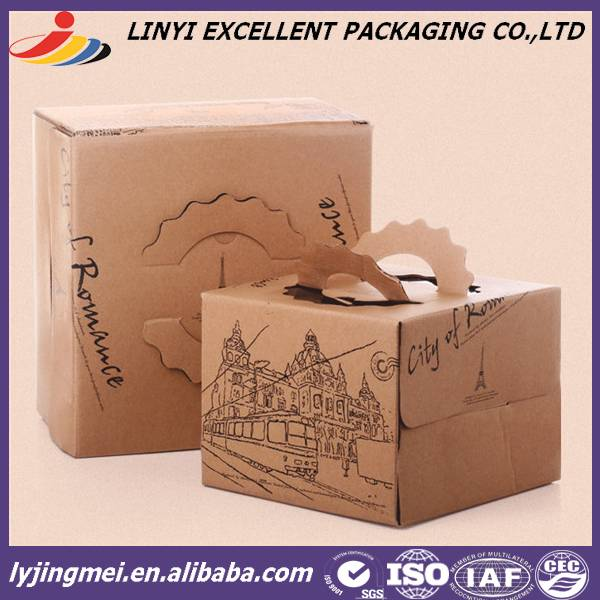 Customized paper box manufacure