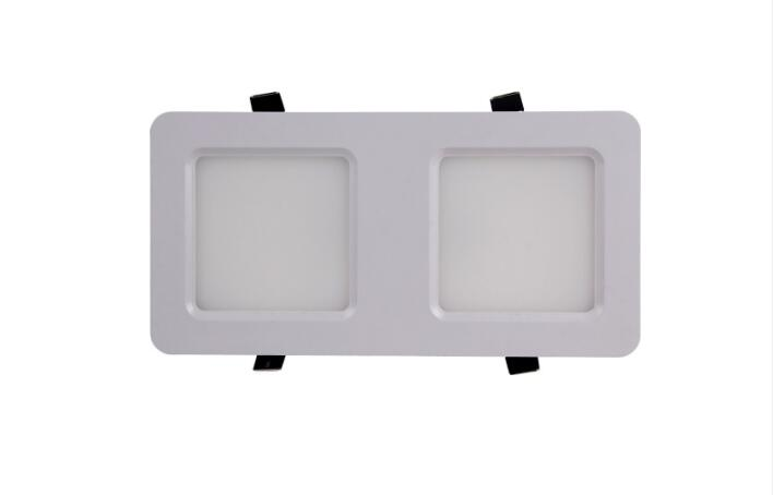 12w/18w/24w IP20 led panel lights square/round led ceiling light SMD aluminium for hotel,home,office