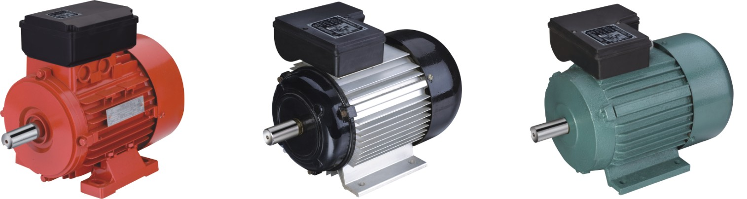 MC Series Capacitor Start Single Phase Asychronous Motor