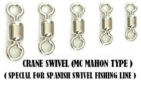 Longline swivel - Crane swivel (Mcmahon type)