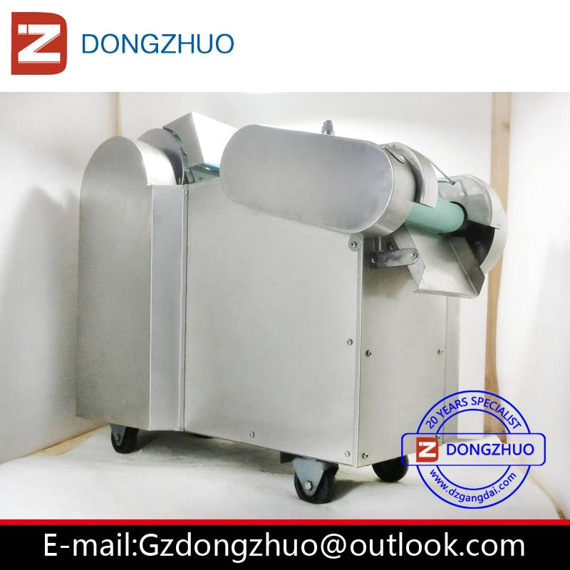 Multi-Functional Automatic Vegetable Cutting Machine