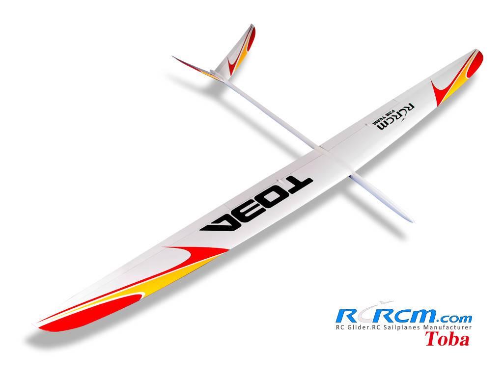 Toba-3m non motor F3B glider