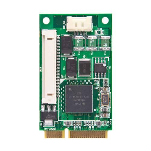 Mini PCI-e 1-port IEEE 1394A & 2-port 1394B board