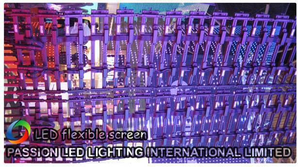 Flexible led display