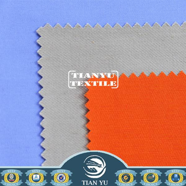Dyed Twill Cotton Uniform Fabric Factory