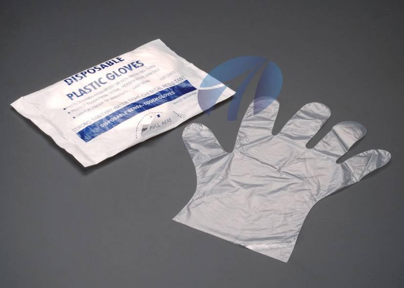 disposable PE gloves manufacturer