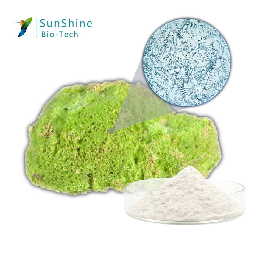 natural cosmetic raw material 98% spongilla extract powder best skin care