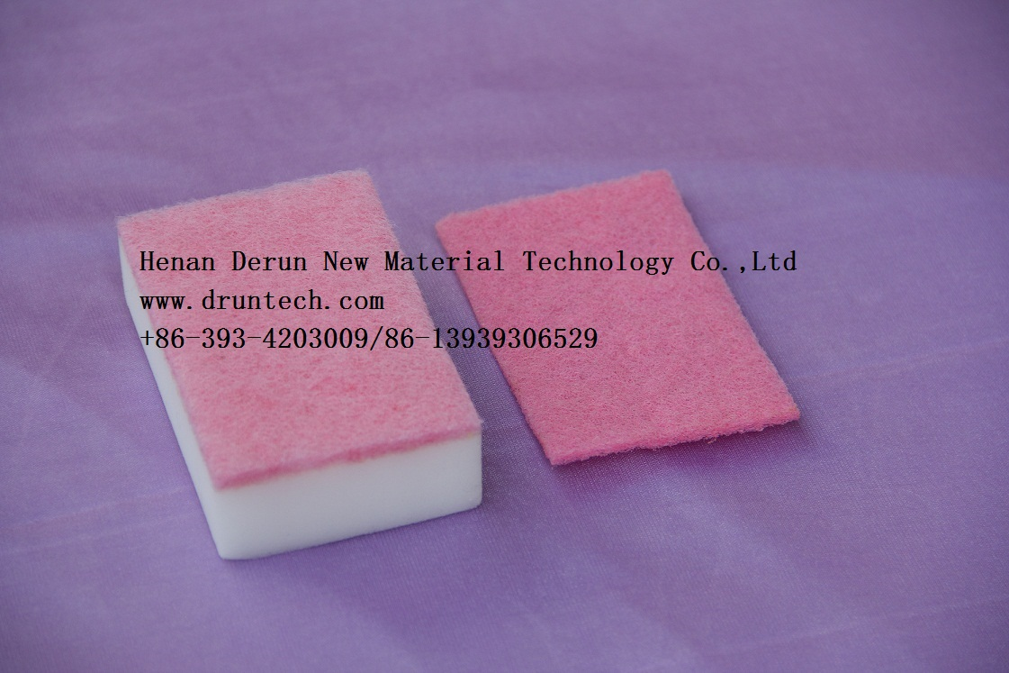 High Density Melamine Foam Magic Eraser