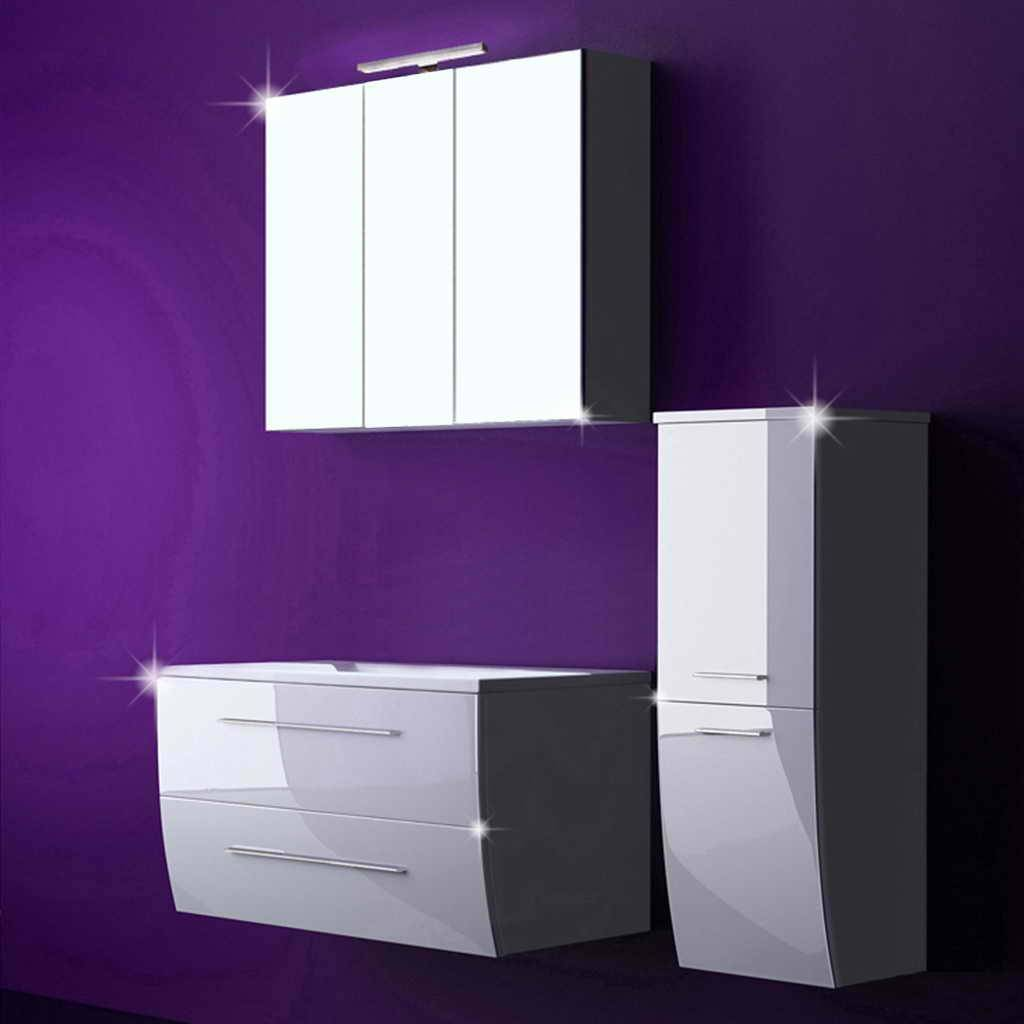 New Mordern Style Lacquring Bathroom Cabinets Furnitures -M5047
