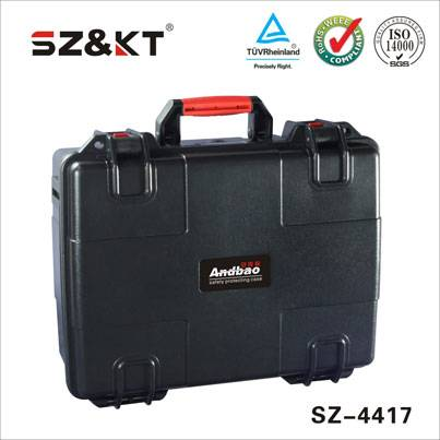 hard waterproof transport flight equipment case