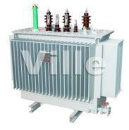 Three Phase Enclosed Distribution Transformer with Wound-Core (S11-M.R)