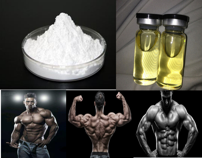99.0% High Purity Drostanolone Enanthate steroid powder for bodybuilding