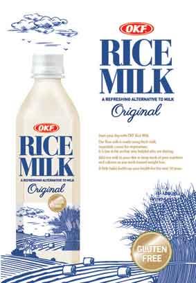 OKF Rice Milk