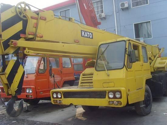 Used Mobile Crane KATO 30TON NK-300E