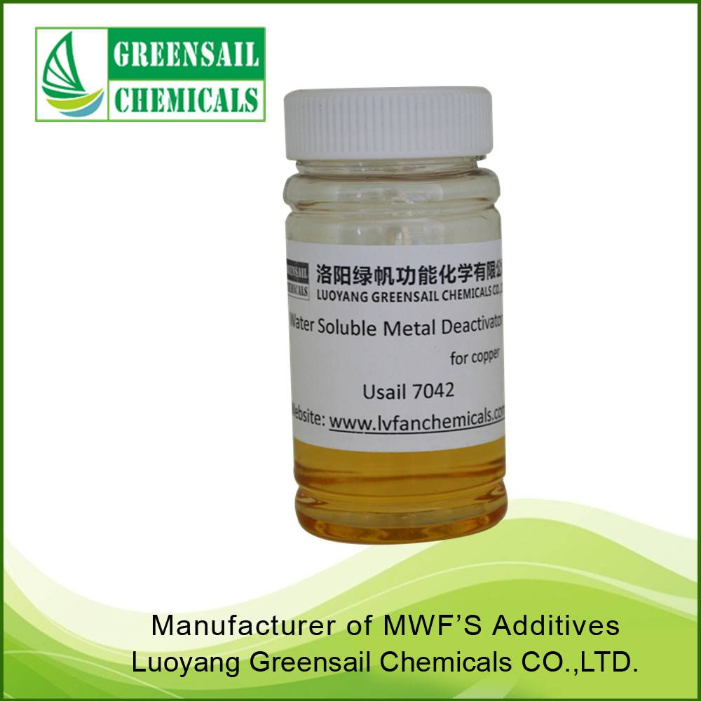 copper corrosion inhibitor/water soluble metaldeactivator manufacturer in China