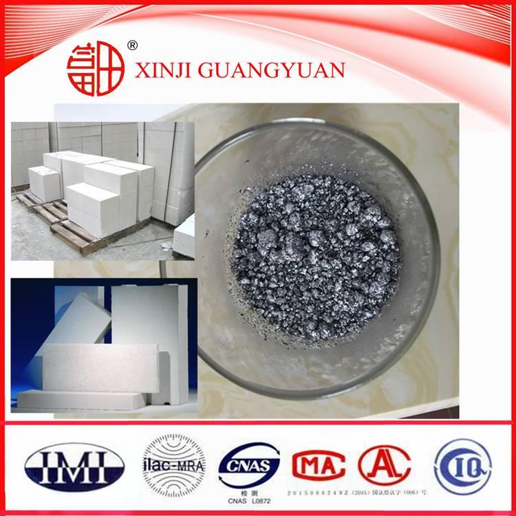 Aluminum Paste for Aerated Concrete