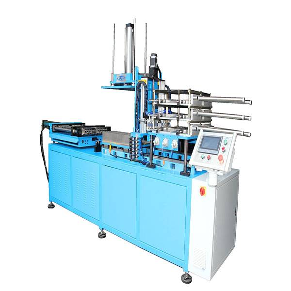FUNS® Horizontal one-sided automatic sheet-punching machine
