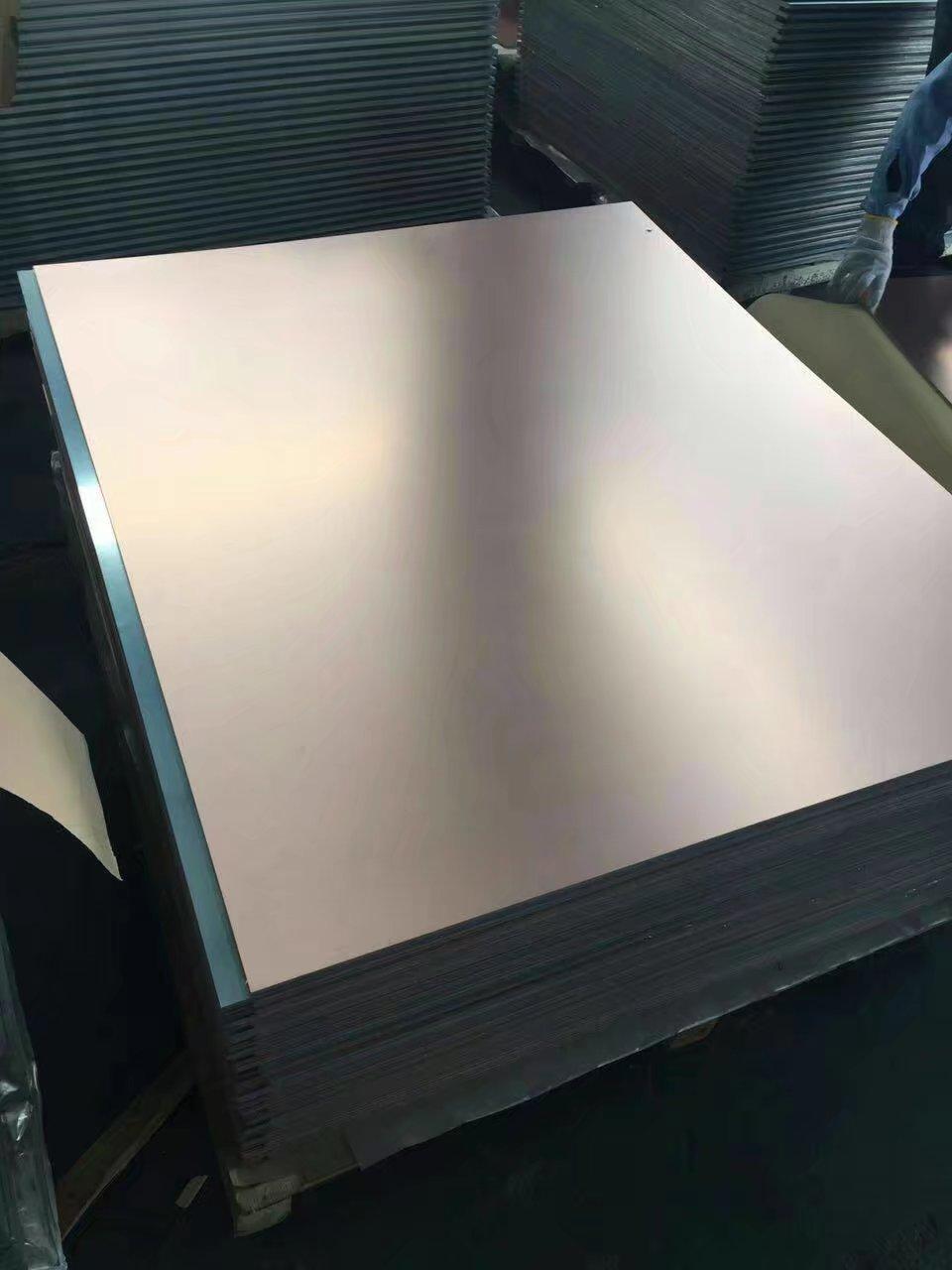 Aluminum Copper clad laminated sheet
