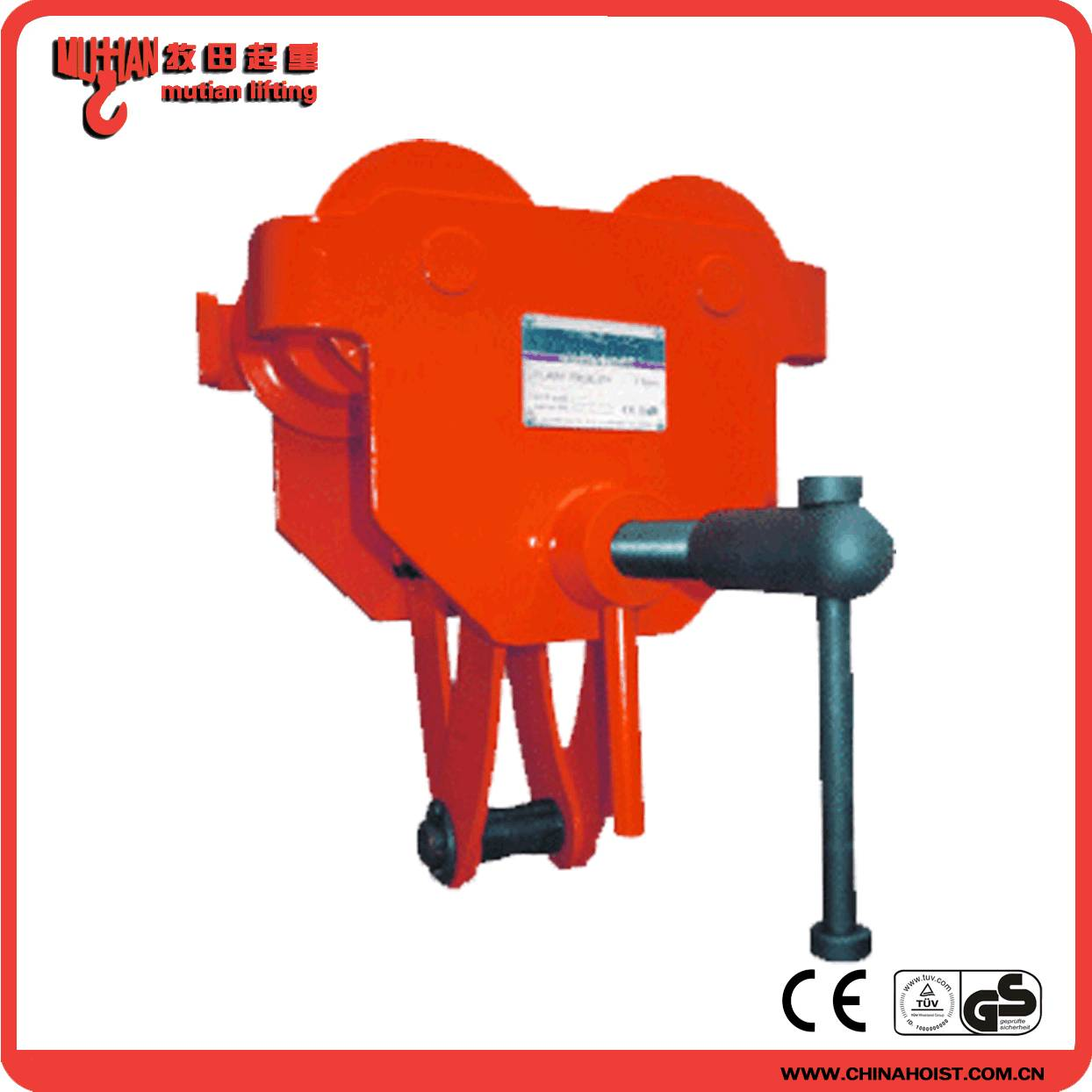 Chinese factory directly sale Plain Trolley for heavy load