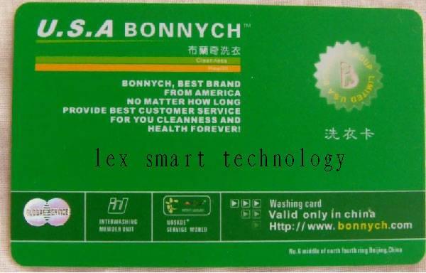 LF CMYK printing tk4100 rfid chip card