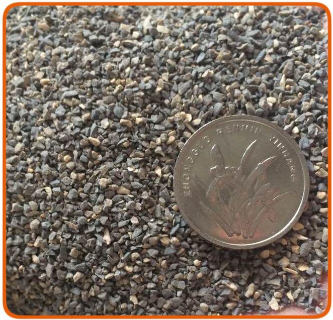 87% Aluminia anti-skid surface bauxite