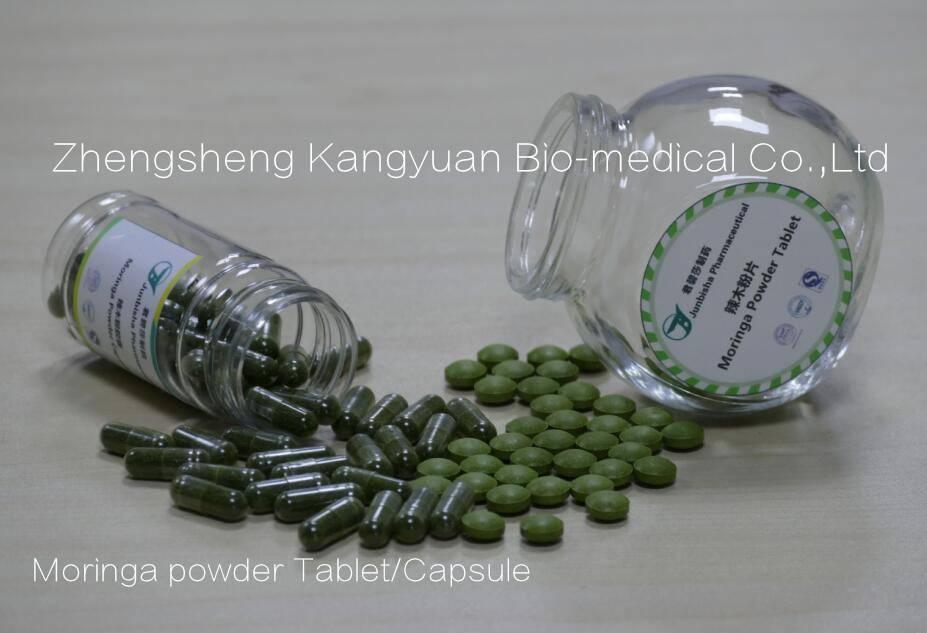 Moringa Oleifera Leaf extract