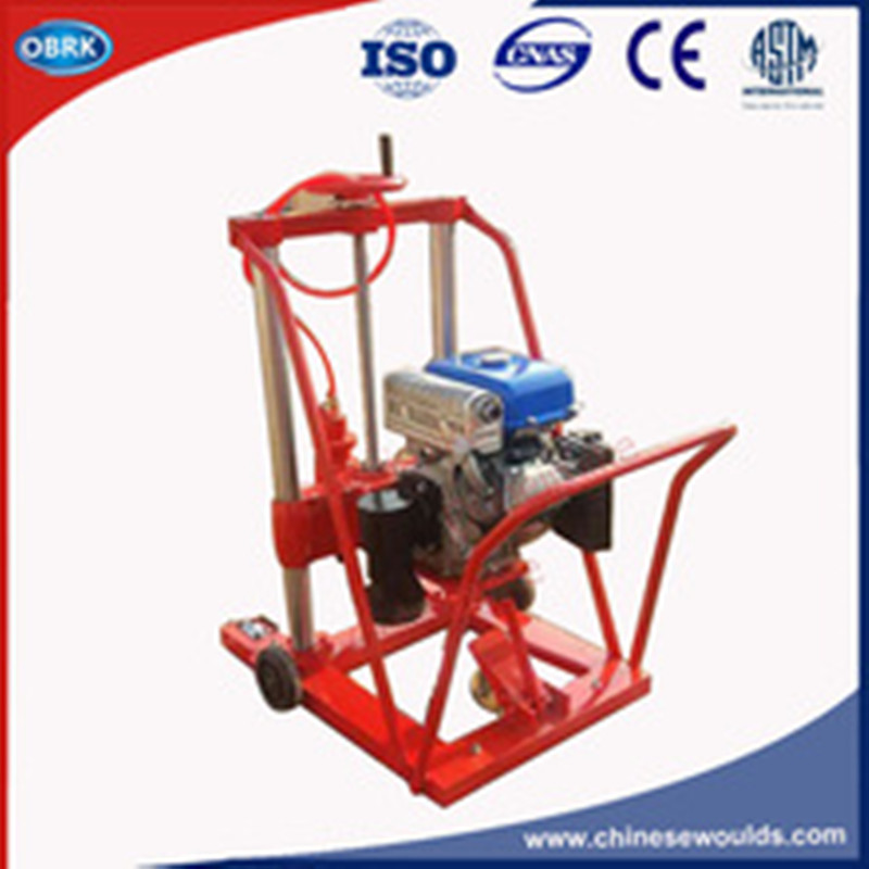 HZ-20 Multi-function Concrete Coring Machine For Road Detection