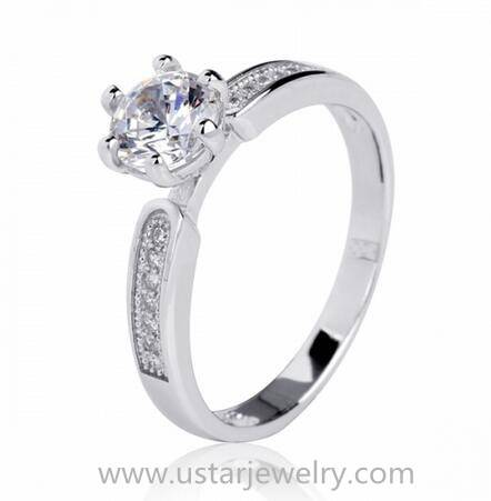 Wholesales Fashion Charm Wedding Rings From Manufactures