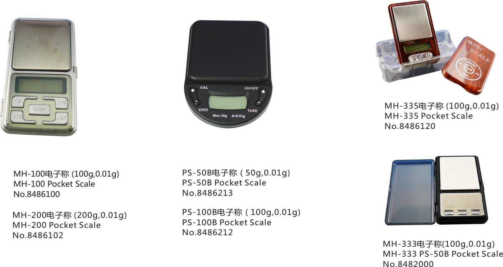 Sell Pocket Scales