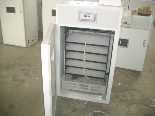 CE Compliant 440eggs chicken IncubatorYZITE-7