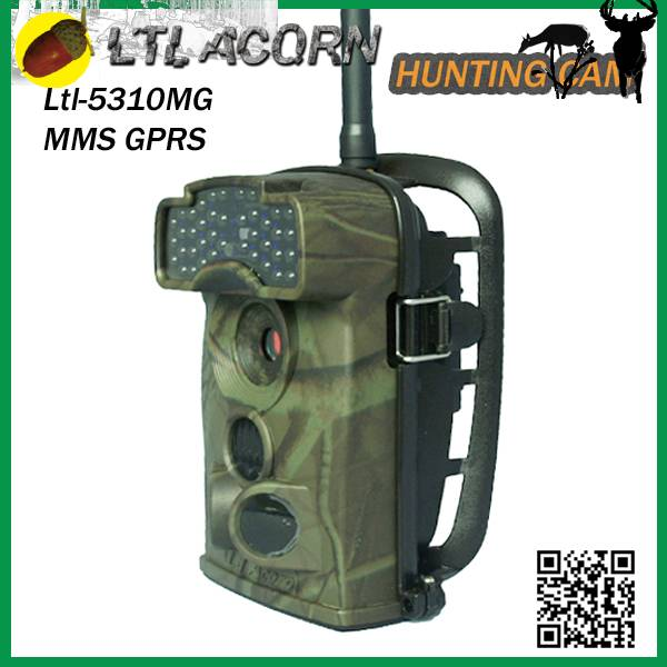 1080P waterproof SMS MMS hunting trail camera Ltl acorn 3G scouting camera