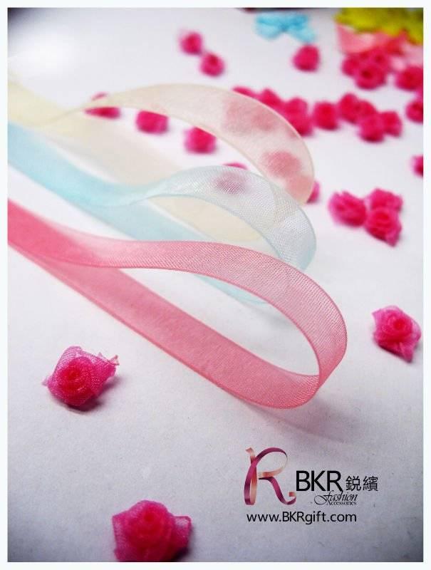 Sheer Jacquard Ribbons, Christmas Ribbons