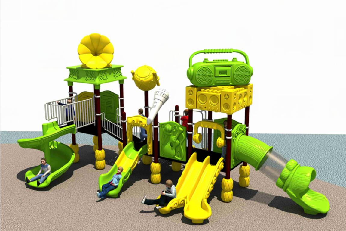 top popular outdoor playground equipment