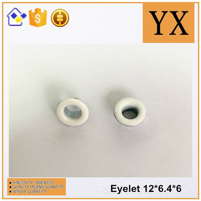 Color custom metal eyelets for curtains garment
