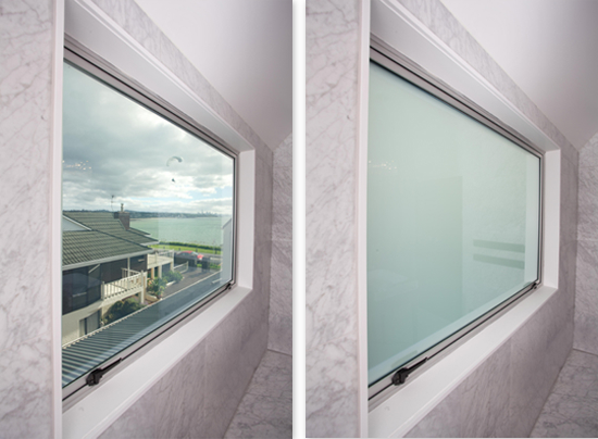 Electric Frosting Glass, Electrically Switchable Smart Glass