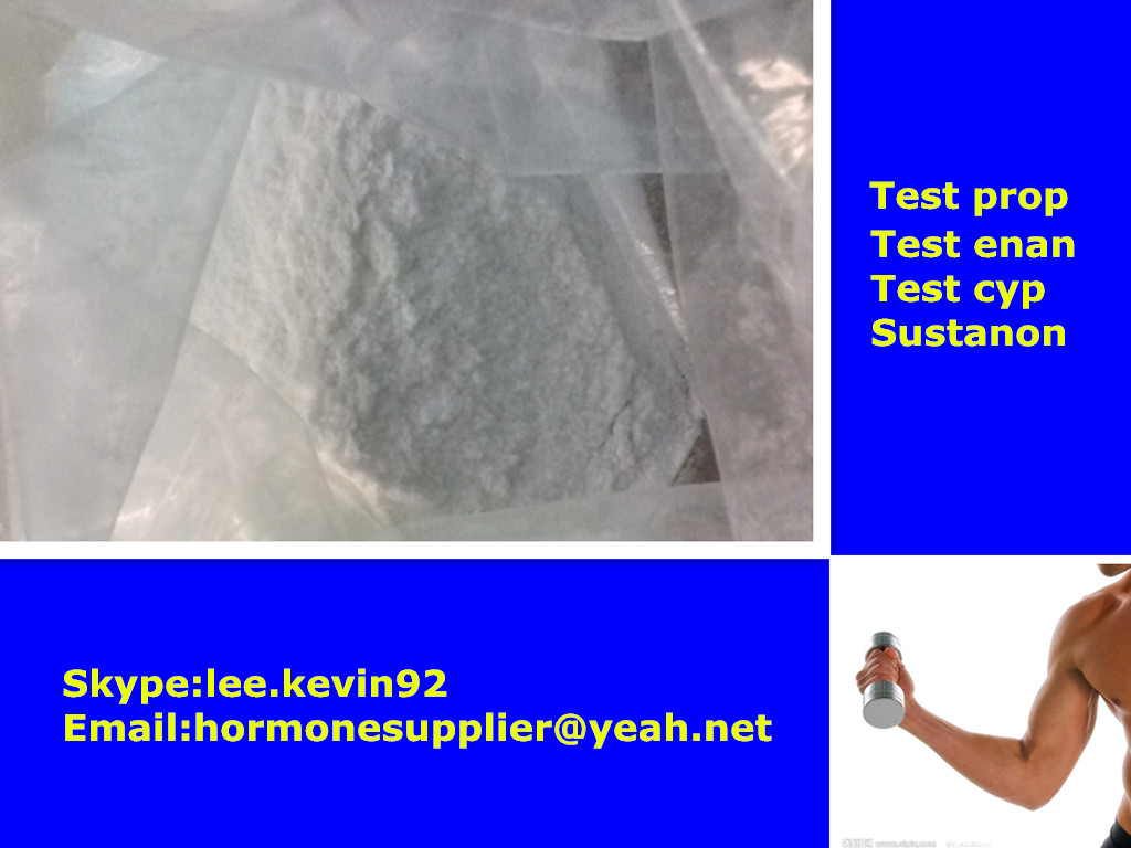 Injectable Muscle Building Steroids 99% Powder Testosterone propionate / Test Propionate Weight loss