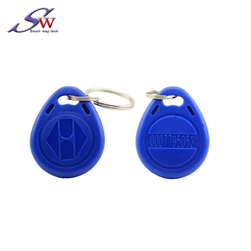 RFID Door Access Control Smart Keyfob/keychain