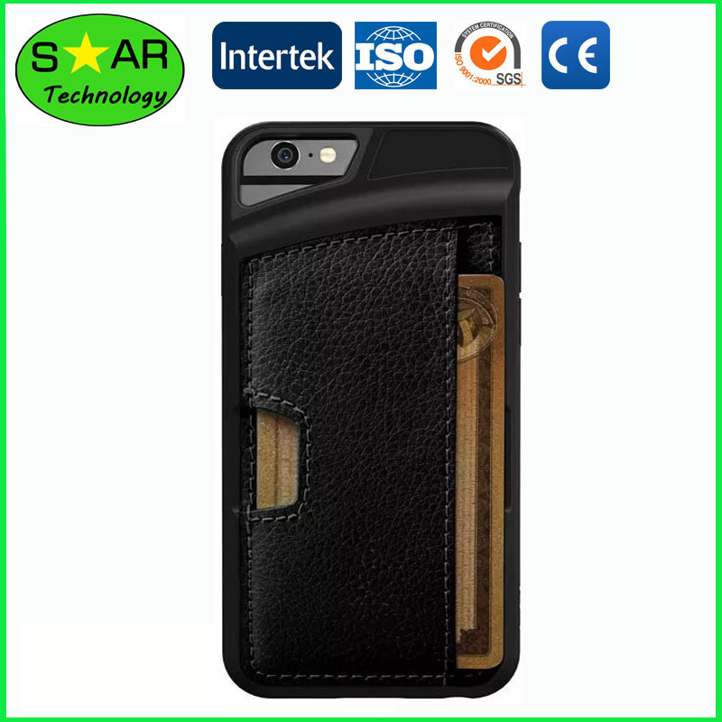 PU Leather Phone Case with card holder