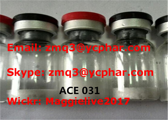 ACE 031 ( ACVR2B ) hgh Peptides Powder 1mg / vial for Weight Loss and Muscle Growth