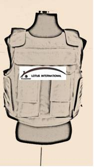 Police armored vest LTS-PA03