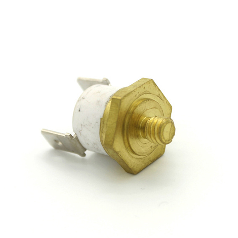 Bakelite Manual Reset Snap Action Ksd 301 Bimetal Thermostat