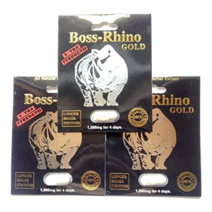 boss-rhino man health care sex products premature ejaculation,