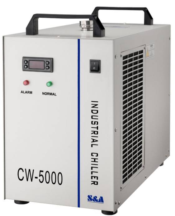 Laser welding machine chiller CW-5000